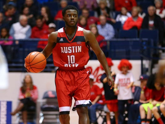 NCAA Basketball: Austin Peay at Mississippi