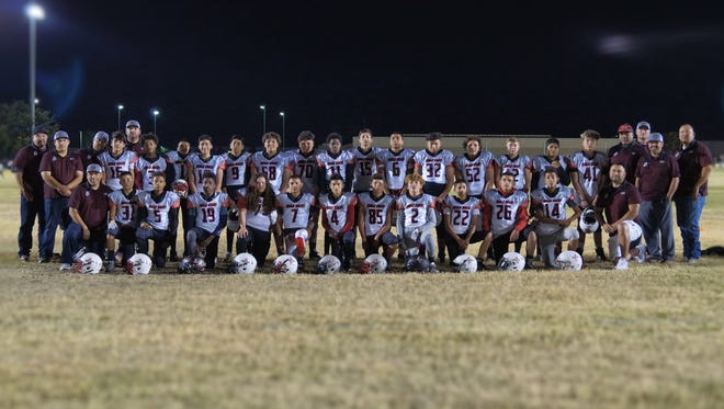 The Rough Riders, an American Youth Football League team from Las Cruces, need sponsors to go to their national competition.