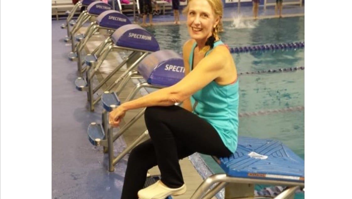 Hunterdon y aquatic director keeps swimming along