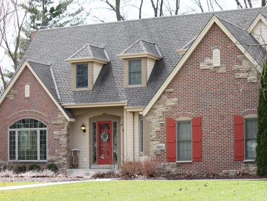 This home on the Open Door Elm Grove tour features