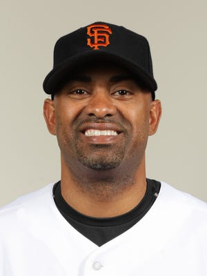 Volcanoes manager Jolbert Cabrera joined the San Francisco Giants' organization in 2016.