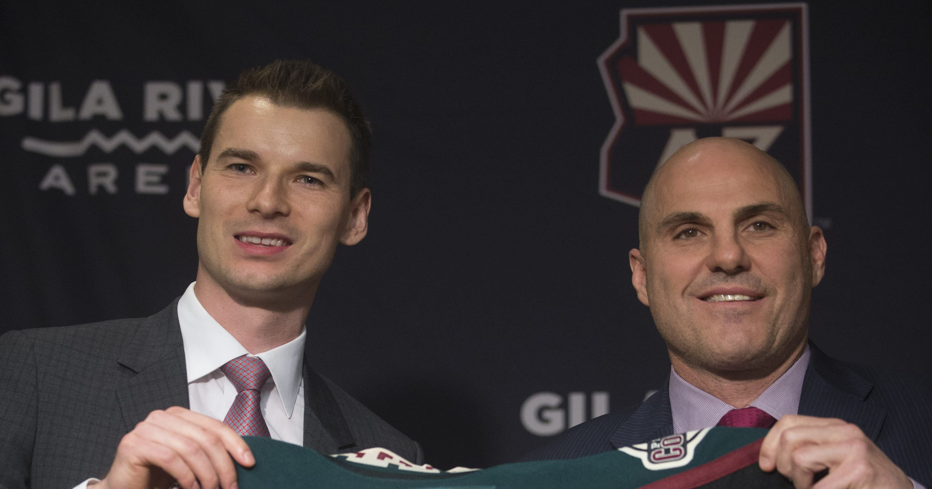 Coyotes' John Chayka on NHL coaching turnover: 'I've never really been a follower'