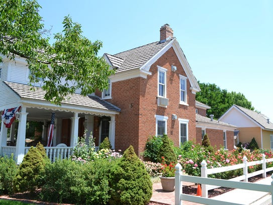 The Heritage Inn Bed and Breakfast is part of the Snowflake
