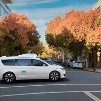 Avis, Hertz get in self-driving car game