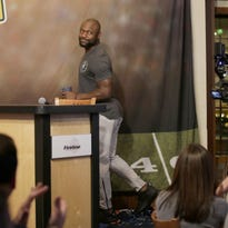 Clubhouse Live: Ty Montgomery and Lance Kendricks