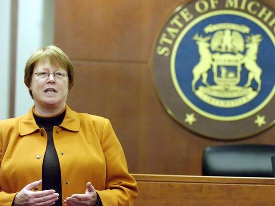 Former state Rep. Vicki Barnett is Farmington Hills' new mayor.