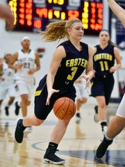 Cassidy Arnold and the Eastern York Golden Knights