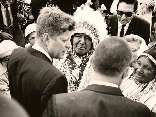 presidential visits south dakota