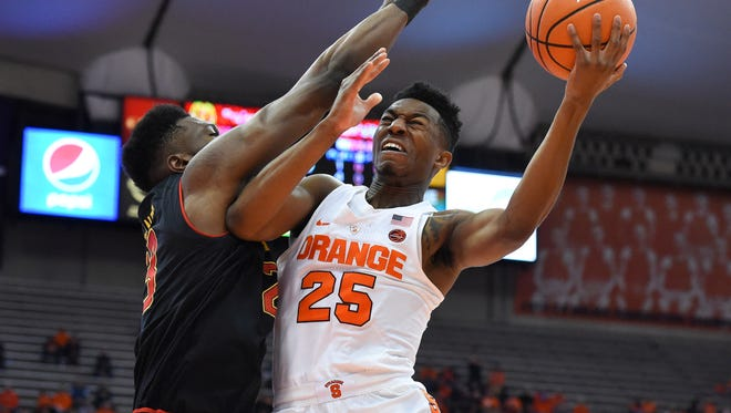 Sophomore guard Tyus Battle is averaging a team-high 19.9 points, good for third in the ACC.