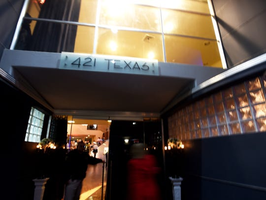 421 Texas is an event venue in downtown Shreveport.