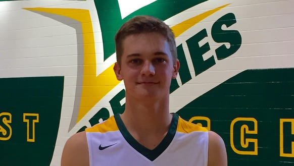 Christ School senior Matt Halvorsen has committed to