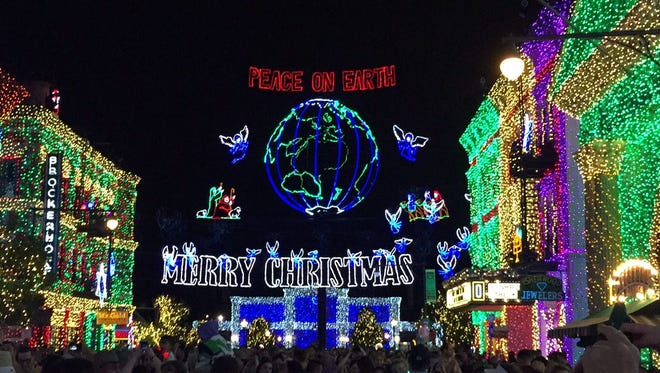 After a 20-year run, the Osborne Family Spectacle of Dancing Lights at Disney's Hollywood Studios will close Jan. 3.