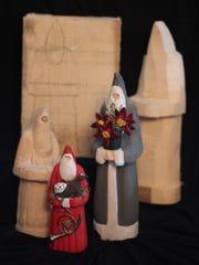 Soft Basswood is woodcarver Kristi Schumacher's wood