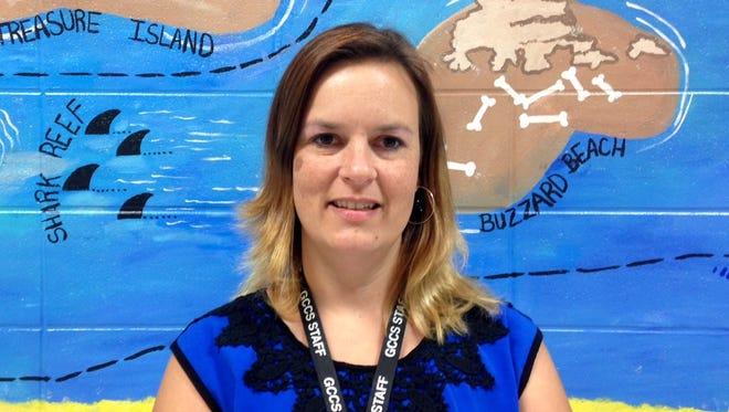 Maple Elementary Principal Denise Ellnor