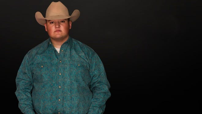 """Jake Worthington was just 18 when he won a spot on """"The Voice."""" He will perform Dec.30 at the Iron Horse Pub."""