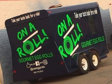 Egg rolls will be on the menu at Food Truck Mash-Up