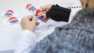 Incumbents win Del-Com school board