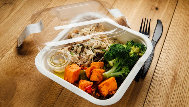 Meal-prep services take the work out of eating healthy.