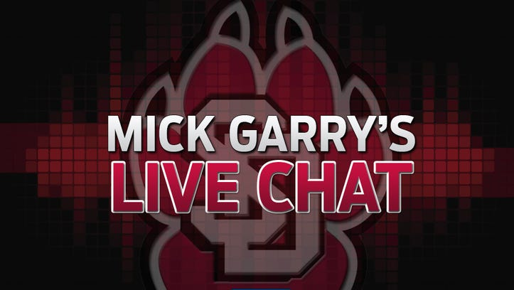 Replay: USD sports chat with Mick Garry