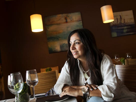 Gloria Jordan owns La Trattoria Cafe Napoli and Mermaid Garden Cafe, both in south Fort Myers.