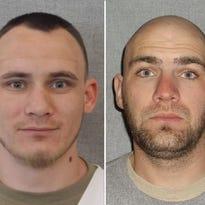 Escaped Winnebago Correctional Center inmates caught in Dane County