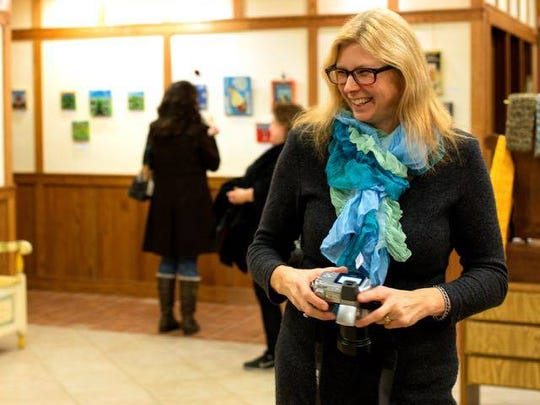 Kathryn Dreifeurst was inspired to open her gallery specifically to show art during the monthly Tour the Town Art Walks in downtown Fond du Lac.