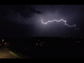 Fontains Hills tormenta eléctrica.