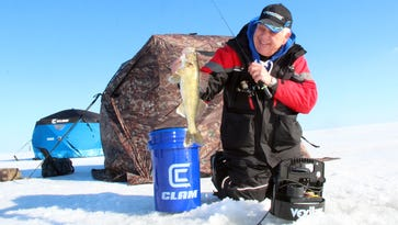 Smith: Solid ice, bountiful catches on Lake of the Woods