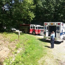 A man fell and seriously injured himself while rock climbing at Crowder's Mountain on Labor Day