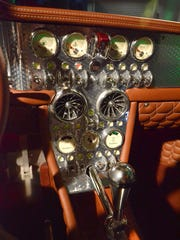 The Spyder shares design cues with vintage aircraft. Naples Motorsports held an unveiling for the new Spyker C8 Preliator Spyder, a limited-production, high performance two-seater from a Dutch manufacturer, on Friday, May 5, 2017, at the Naples Motorsports showroom on Airport-Pulling Road.