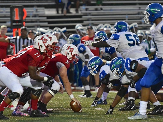 La Salle vs Winton Woods Friday, September 22nd at