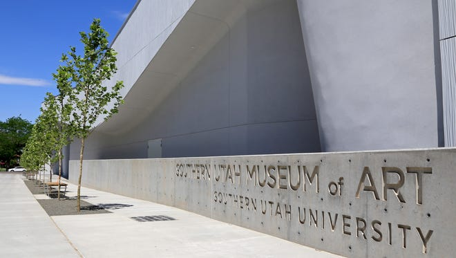 The new Southern Utah Museum of Art is open at Southern Utah University's Beverley Taylor Sorenson Center for the Arts in Cedar City.