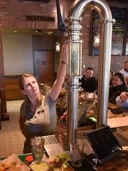 Ashlee Harwell infuses Atwater Brewery Dirty Blonde