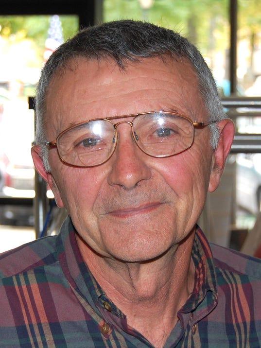 Madison trustee race: David Spain