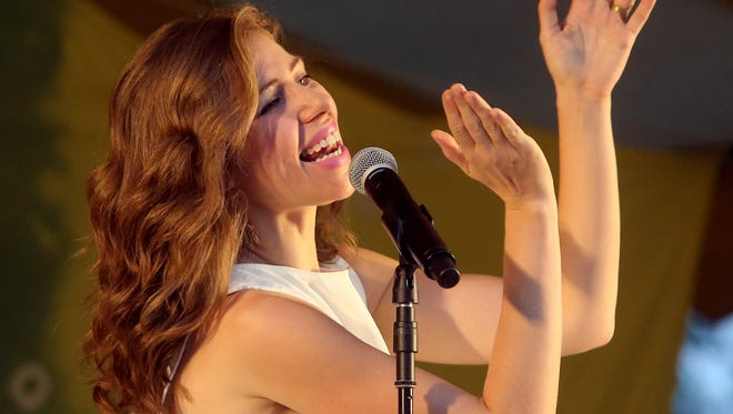 Rachael Price of Lake Street Dive will perform with Vilray on May 22 in the All Together Now concert series, which will benefit Prescott Park Arts Festival, 3S Artspace and The Music Hall.