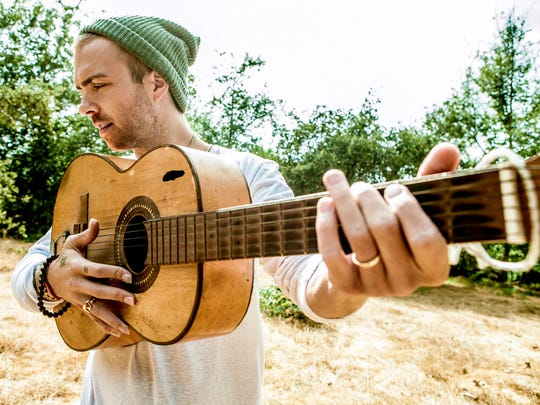 Trevor Hall will perform at the One Love Festival at Lake Casitas next weekend.