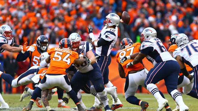 Can Tom Brady and the Patriots beat the Broncos in Denver this time around?