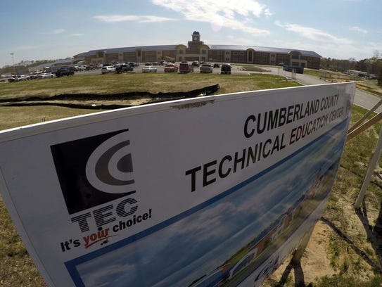 Cumberland County Technical Education Center in Vineland,