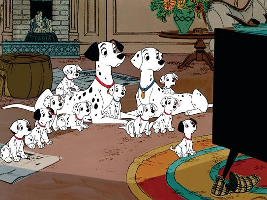 This 1961 Disney animated classic will be shown at the Pink Palace.