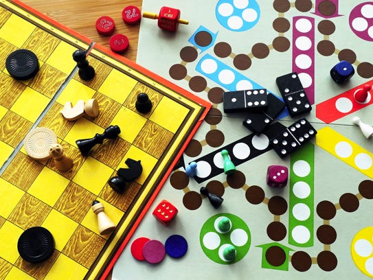 McMillan Memorial Library will host a game night from
