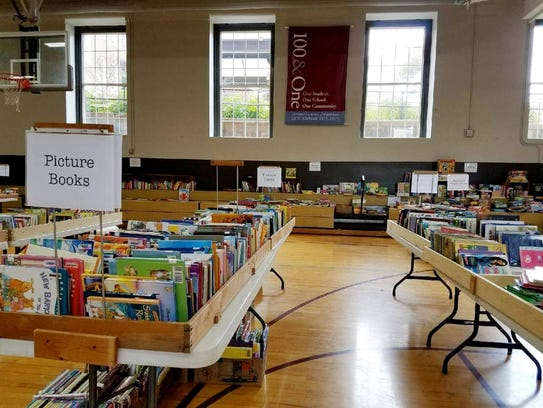 University School of Nashville Fall Book Frenzy offers