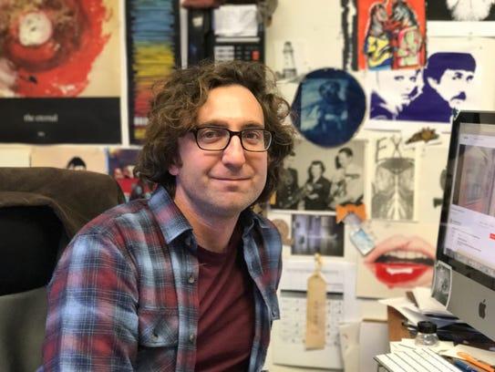Seth Kasselman, visual arts teacher at Metro Arts Institute.