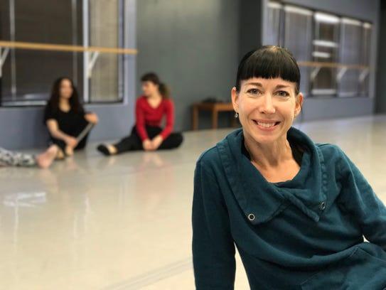 Nicole Olson, dance teacher at Metro Arts Institute.