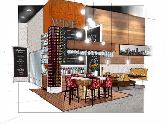 An architectural rendering of The Melting Pot's new