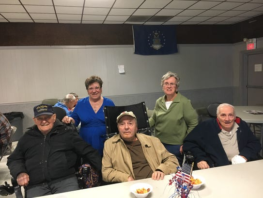 The Women's Auxiliary of American Legion Post 306 in