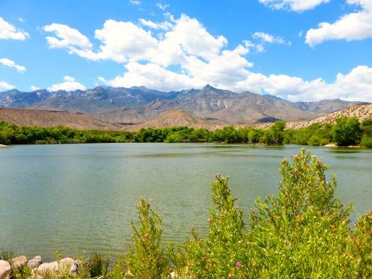 5 Southern Arizona Lakes