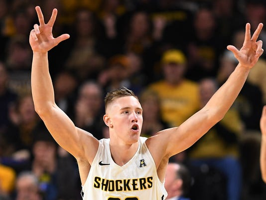 NCAA Basketball: Florida Gulf Coast at Wichita State