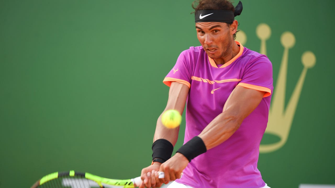 Tennis Channel recaps all the action from the Monte Carlo Masters, where Rafael Nadal and compatriot Albert Ramos-Vinolas advanced to the championship match.