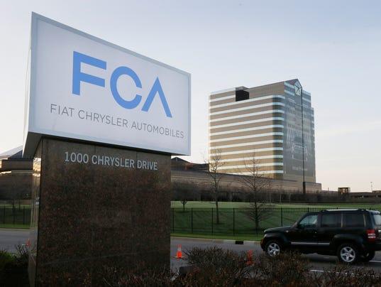 AP FIAT CHRYSLER FLAWED REPORTS F FILE A USA MI