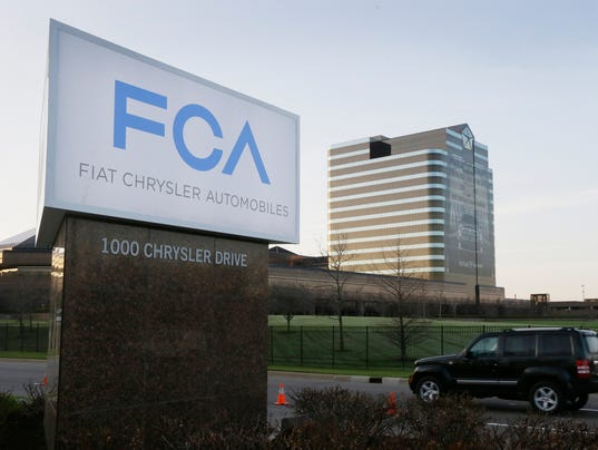 AP FIAT CHRYSLER FLAWED REPORTS F FILE A USA MI